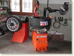 Garage erwin lehmann atelier montage de pneus for Garage montage pneu